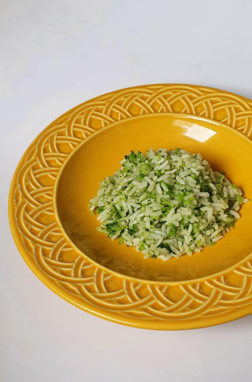 Arroz de brócolis (100gr)