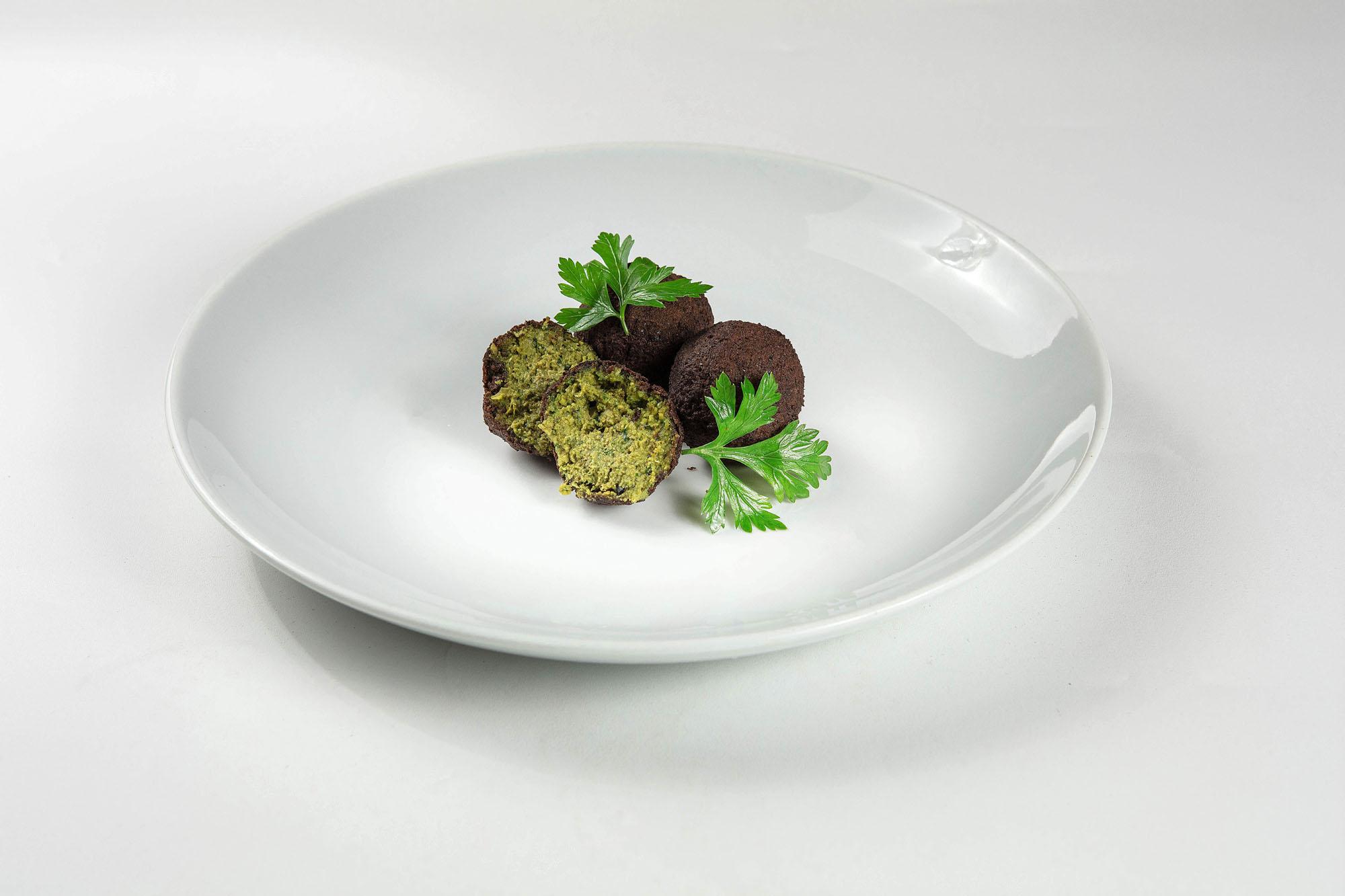 Falafel assado (100gr)