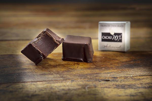 Trufa de Chocolate 70%- Artesanal- Beneditos-   32g
