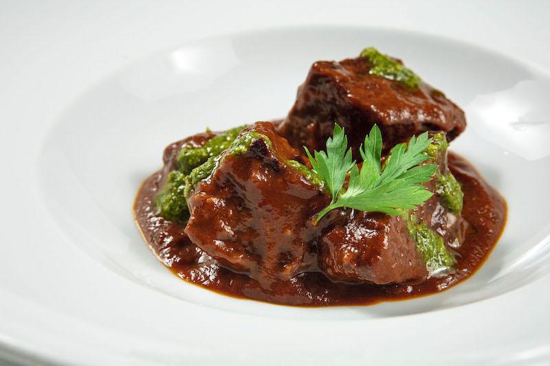 Carne de panela com chimichurri para até 3 pessoas - 450 g