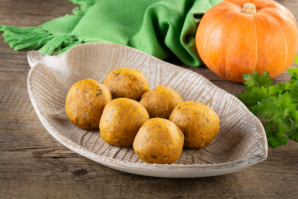 Wechef- Snack de Frango com abóbora cabotiá - Sem glúten e Low Carb - 180 g
